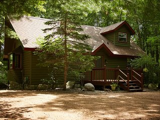 Otter Bay Lakehouse - Long Interlaken Lake - Fall dates available!
