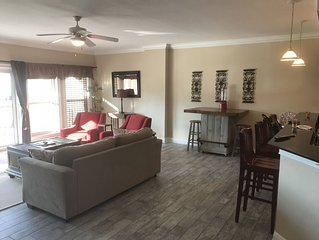 3 BR/3BA -- Perfect for Couples' Retreat or for Families -- Pets Welcome
