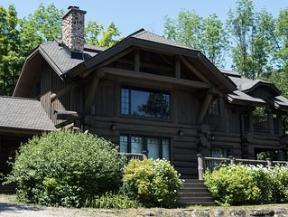 Aberdeen Log Lodge-Available March Break-20 Minutes to Blue Mountain
