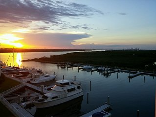 Ponce Inlet Luxury Condo at  'Harbor Village Marina, Ocean,Tennis and Golf Club'
