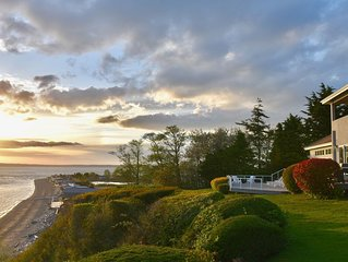 A Luxury Vacation Home on Beautiful Whidbey Island
