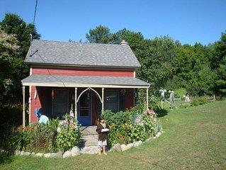 Vintage Cottage In Northport, MI
