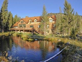 Dudley Creek Lodge, Luxury Vacation Rental