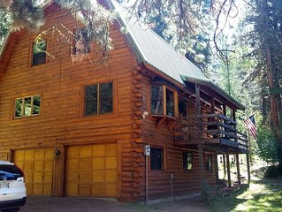 Beautiful Jug Handle Estates Cabin, 4 Bedrooms, 3 Baths on 3 Levels.  Sleeps 8