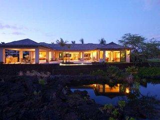 Private 5 Bedroom Oceanfront Luxury Home