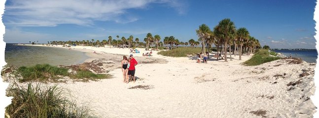 Les plages de Floride sont une excellente journée. 50 miles du golfe et seulement 65 à Daytona