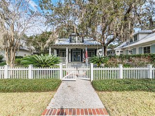 Palmetto Bluff Dream Home-walking distance to the Inn & restaurant