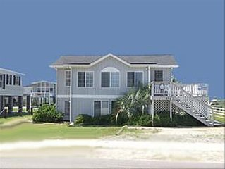 Great Views of Both Inlet & Ocean!  2BR/2BA - Pet Friendly