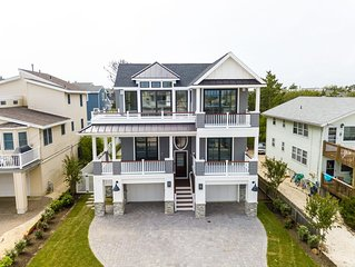 RARE OPPORTUNITY - New Construction, Steps from the Ocean, with In-ground Pool!