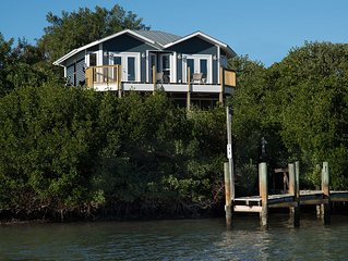 Little Gasparilla Island waterfront home - Smoke Free