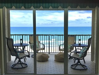 NEW LISTING!!  Luxury 3BR, 3BA, Oceanfront unit in  Dimucci's Tower 9
