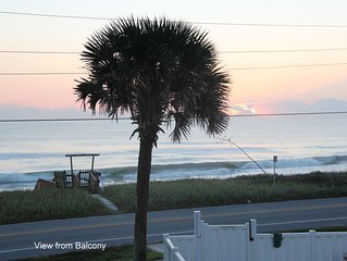 Beautiful Direct Oceanview Sunrises -Sleep Number Bed-Free Wifi - Covered Garage