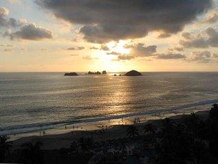 Amara Ixtapa Luxury Oceanfront Amara Condo