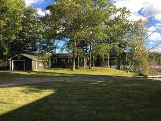 Lake Cottage on Round Lake, Hayward, WI