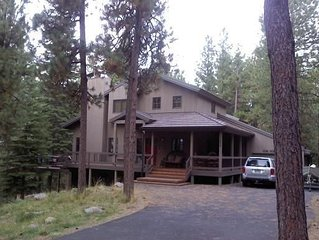 7 Bdrm above Paulina Springs - 3-4 Separate 'Suites', Perfect for 3-4 Families