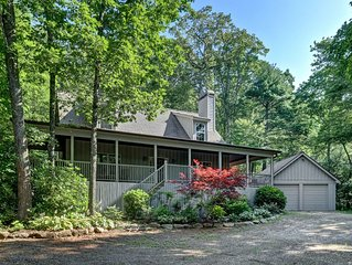 NEW! Antler Hill Luxury Home, Close to Town, Highlands, North Carolina