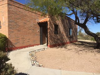 Desert Hills Casita - Quiet corner unit with golf course and mountain views.