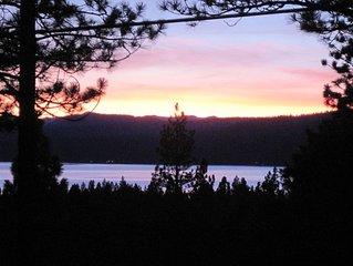 Lake View Cabin In The Woods, Kings Beach, North Lake Tahoe