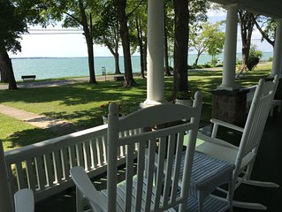 MILLION DOLLAR LAKE VIEW!  Beautifully Updated Home On The South Shore