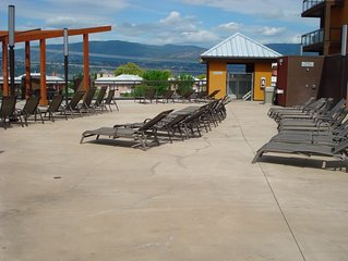 Luxury Okanagan Resort Condo  For Rent in Kelowna, BC 4 STAR RESORT