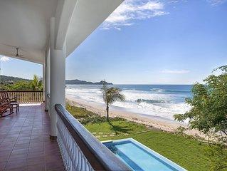Casa Panga Drops - Directly On Panga Drops Surf Break