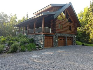 Live the Alaskan Dream in South Anchorage just minutes away from Seward Highway