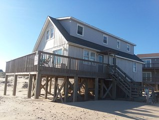 The Beach House   As close to the ocean as it gets