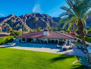 SWANKY HOME ON THE GOLF COURSE INDIAN WELLS COUNTRY CLUB  Permit #VV-0024