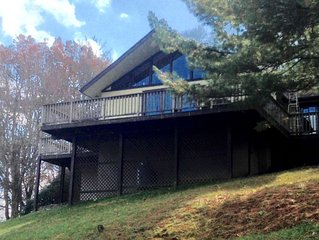 Mountain Chalet -  Mountain and Golf Course View, Pet Friendly
