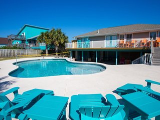 Gumbo Bungalow: Private Heated Pool w/ Swim-up Bar, Volleyball, Ping Pong