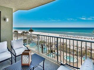 Boardwalk Beachfront, 3rd  Floor!  Best View at Boardwalk!