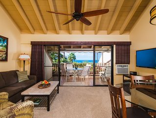 Gorgeous ocean view condo at Maui Kamaole!