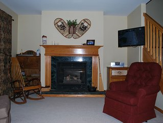 Quiet Setting In Close Proximity To Downtown Lake Placid And Area Activities.