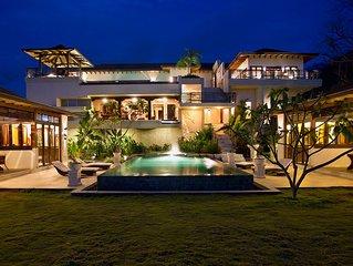 8 Bedroom Private Luxury Estate Overlooking Tamarindo Bay