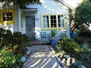 Charming Historical House, Pet Friendly, Quiet Street, PG Best