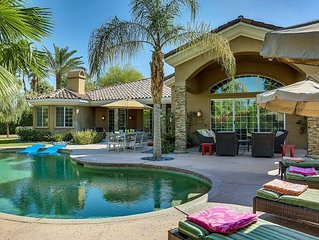 Indulgent Escape Luxury home great for groups, families and friends!