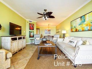 PELICAN POINTE UNIT #403 Come Enjoy the BEACH!