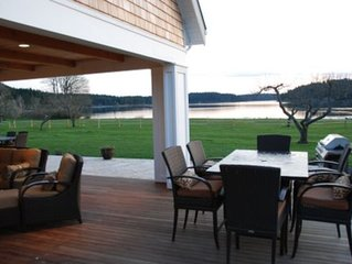 Amazing Estate on Westcott Bay- 10 Acre, 2 Home Estate - Next to Roche