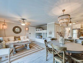 'Coastal Oasis' 100% Renovated and Professionally Decorated in Beachwood Villas