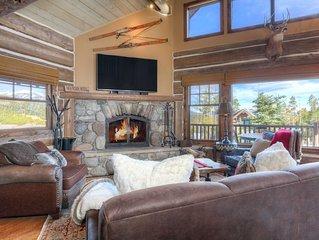 Perfect Family Retreat. Mountain Views & Luxury Finishes! (PR Manitou 18)