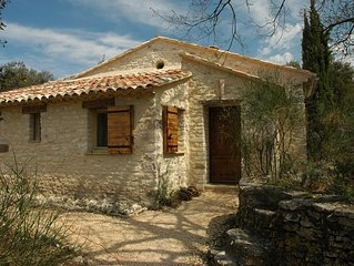 Charming stone house in the heart of Luberon, Provence