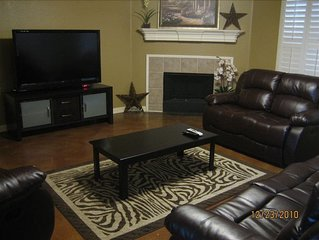 Perfect Home- Close to Allen Outlet Mall, Sports Park,Spacious,Affordable