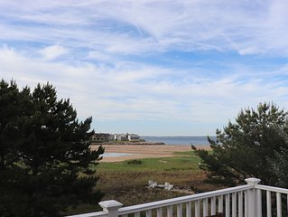 Ocean views, Newer House, Just Steps Away From The Beach in Kinney Shores