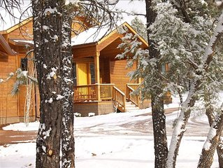 Torreon White Mountain Retreat - (Sleeps 8)