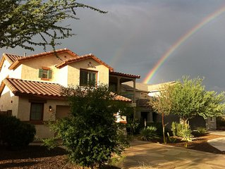 Amazing desert rental is fully loaded and ready for your vacation!