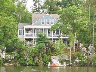 Lakefront,  7 Bedroom Home on Lake Murray!