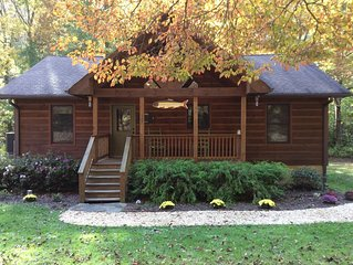 *Peace Like A River* On Snowbird Creek* Enjoy Nature, Fishing, Scenic Routes