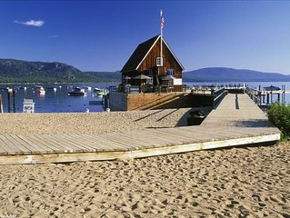 Lake Tahoe - Chambers Private Beach, Pool & Tennis Membership
