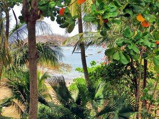 Casa Uno, Beachfront in Lovely Playa Ocotal.