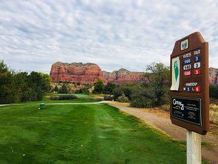 Sedona Golf Community ~ Newly Renovated~ Beautiful Home